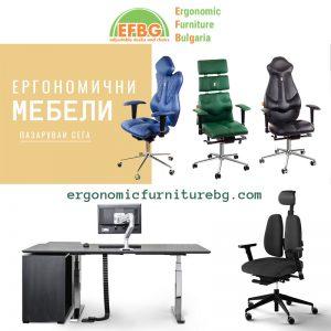 Ергономични мебели в България на супер достъпни цени